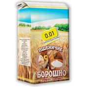 Борошно пшеничне 0.01 2кг в.г