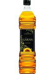Олія Garna 0.85л н.раф соняшникова виморожена 1гатунок