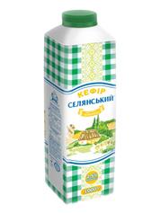 Кефір Селянський 950л 2.5% т.п.