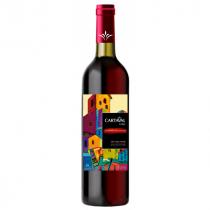 Вино Cartaval 0.75л Cabernet Sauvignon сухий. черв.