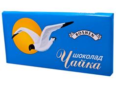 Шоколад Рошен 90г Чайка