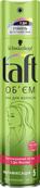Лак д.волосся Taft 250мл зелений 5 степень мега фiксація