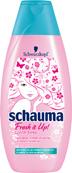 Шампунь Schauma 400мл fresh it up д.волосся що жирніє на коренях та сухе на кінцях без силікону