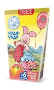 Пюре Чудо Чадо 135г яблуко морква айва цукор вiтамiн З Disney