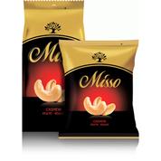 Кеш`ю Мisso 150г ядра смажені солоні