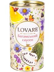 Чай Lovare 80г багамській саусеп зелений тубус