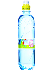 Вода Аквуля 0.5л дитяча спорт