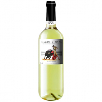Вино Sangre y Arena 0.75л бланко секо біле сухе