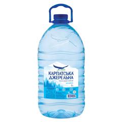 Вода Карпатська Джерельна 6л н.г