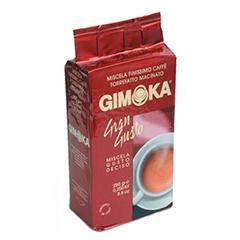 Кава Gimoka 250г gran gusto мелена