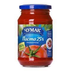 Томатна паста Чумак 350г с.б