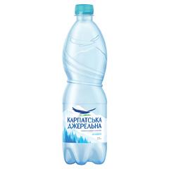 Вода Карпатська Джерельна 0.5л н.г