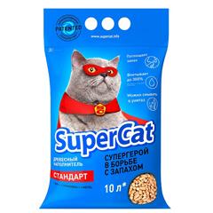 Наповнювач Super Cat 3кг деревинний