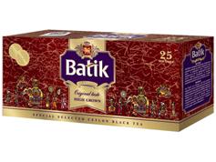 Чай Батик 25п високогiрний TB ярлик