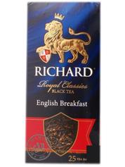 Чай Річард 25п інгліш брекфест