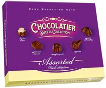 Цукерки Chocolatier 250г асорті