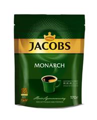 Кава Jacobs 170г монарх розчинна е.п.