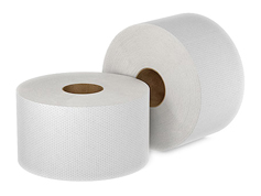Туалетний папір Джамбо d190мм h92мм х12шт