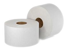 Туалетний папір Джамбо 110м d185мм h92мм х12шт