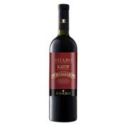 Вино Шабо 0.75л кагор український червоне десертне