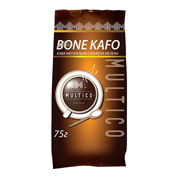 Кава Multico 75г bone kafo мелена