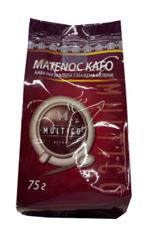 Кава Multico 75г matenoc kafo мелена