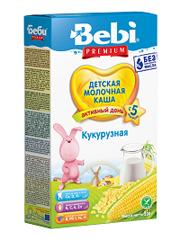 Каша Бебі 200г молочна кукурудзяна