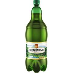 Пиво 1ПБ 2л закарпатське оригінальне