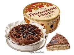Торт Рошен 450г грильяжный