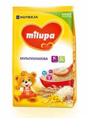 Каша Milupa 170г безмолочна  мультізлак 7м.