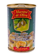 Оливки Маестро 300г сир