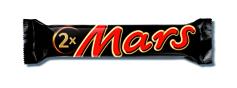 Шоколадний батончик Марс 70г нуга карамель