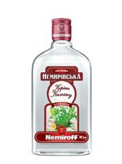 Настоянка Nemiroff 0.25л 35% на калгані