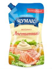 Майонез Чумак 600г 30% апетитний д.п
