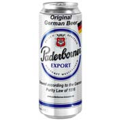 Пиво Paderborner 0.5л експорт з.б