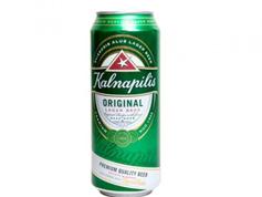 Пиво Kalnapilis Original 0.568л ж б
