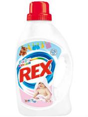 Гель д.прання Рекс 1.32л автомат колір дитячий