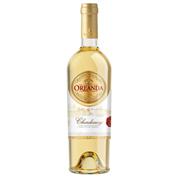 Вино Ореанда 0.75л шардоне сухе бiле