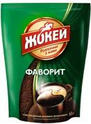 Кава Жокей 130г гранул.розчинна му