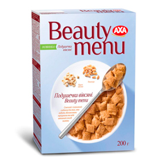 Подушечки Аха 200г вiвсянi beauty menu