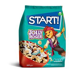 Готовий снiданок Старт 500г веселий роджер зерновий