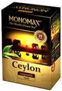 Чай Мономах 90г цейлонській чорний бергамот