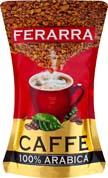 Кава Ferarra 70г arabika розчинна сублiмат