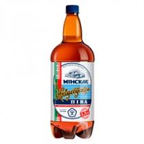 Пиво Мiнське Жігулiське 1.5л