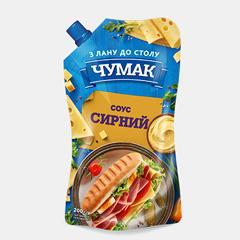 Соус Чумак 200г сирний дойпак
