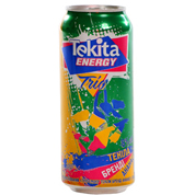 Сл.Алк Tekita 0.5л енерджи текiла брендi ананас  ж.б