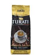 Кава Turati 1кг qualitа privilegio смажена зерна