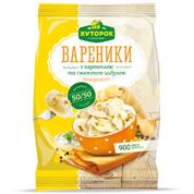 Вареники Хуторок 900г картопля цибуля
