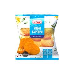 Рибнi бургери Vici 500г