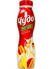 Йогурт Чудо 270г 2,5 диня манго п.б